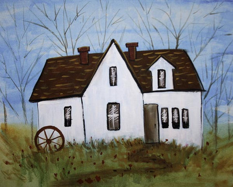Wise Homestead - Whimsy Paint and Sip Art Studio