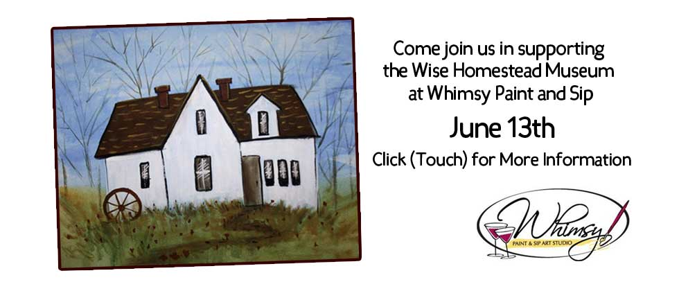 Whimsy Paint and Sip - Event - Wise Homestead