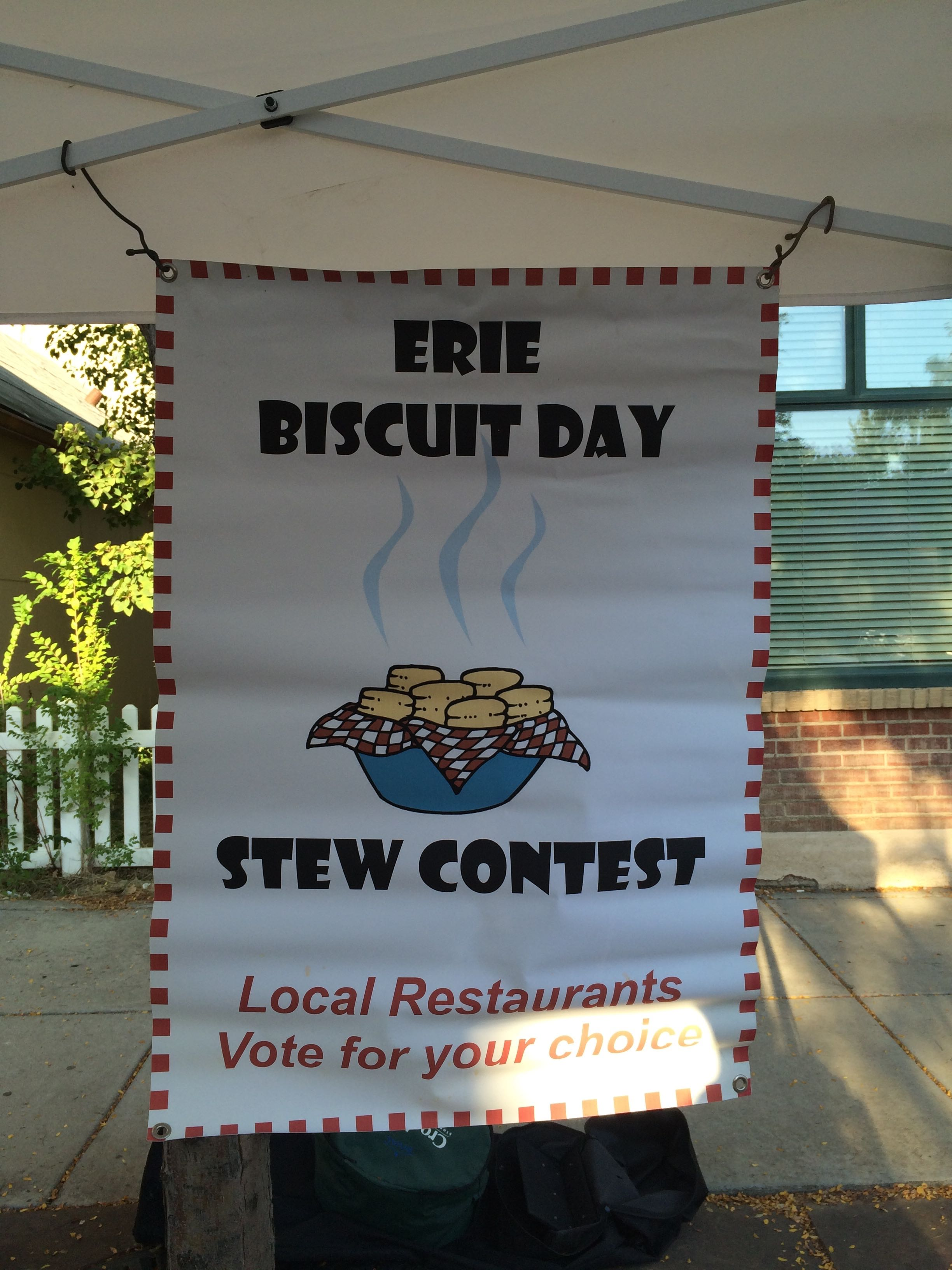 Erie Historical Society Erie Biscuity Day Stew Contest