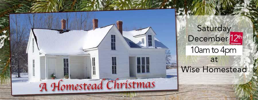 A Homestead Christmas