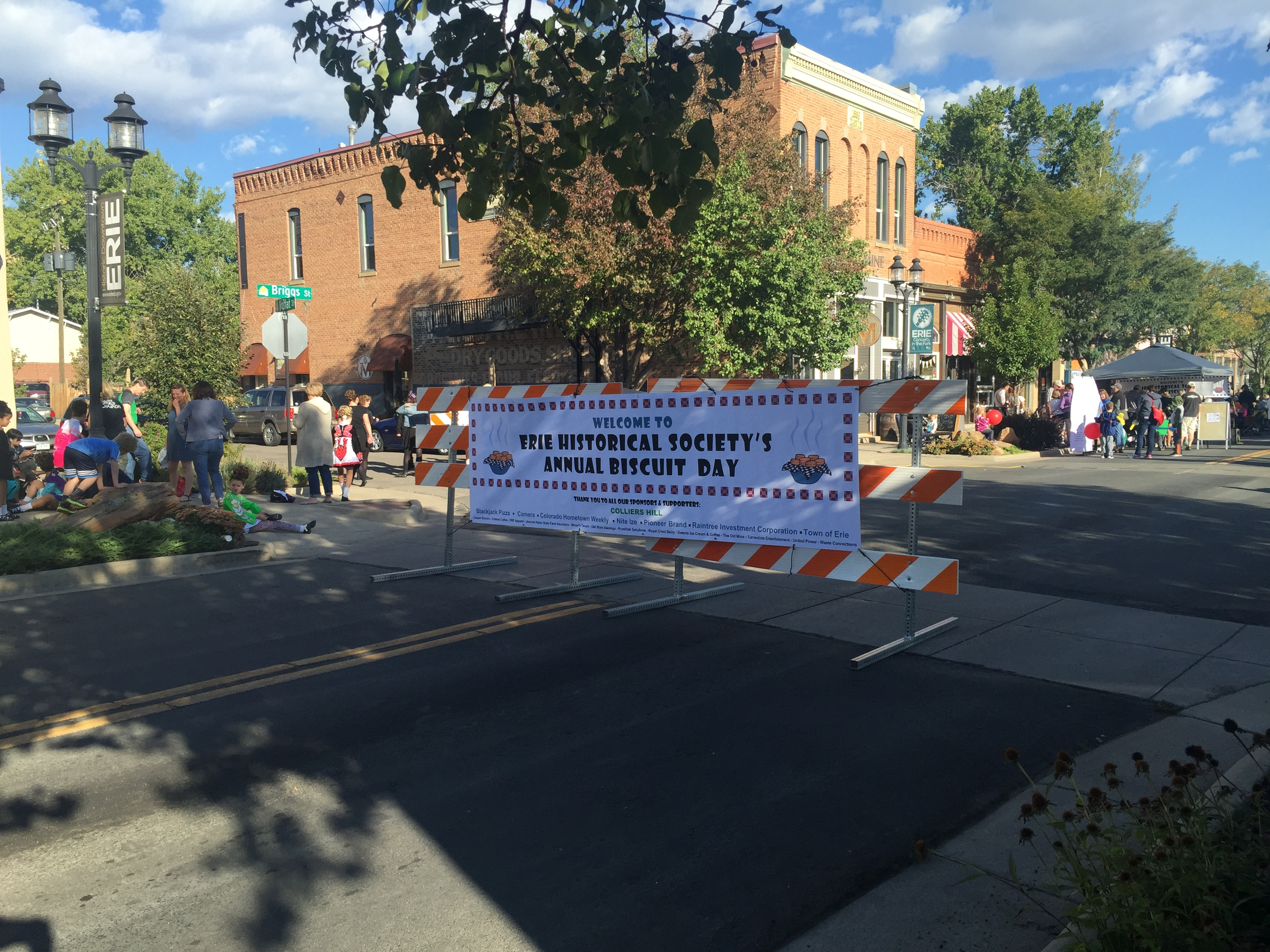 2016 Biscuit Day Historic Downtown Erie, CO